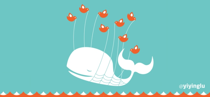 Remember the Twitter Fail Whale? Here are three design tips from its instigator
